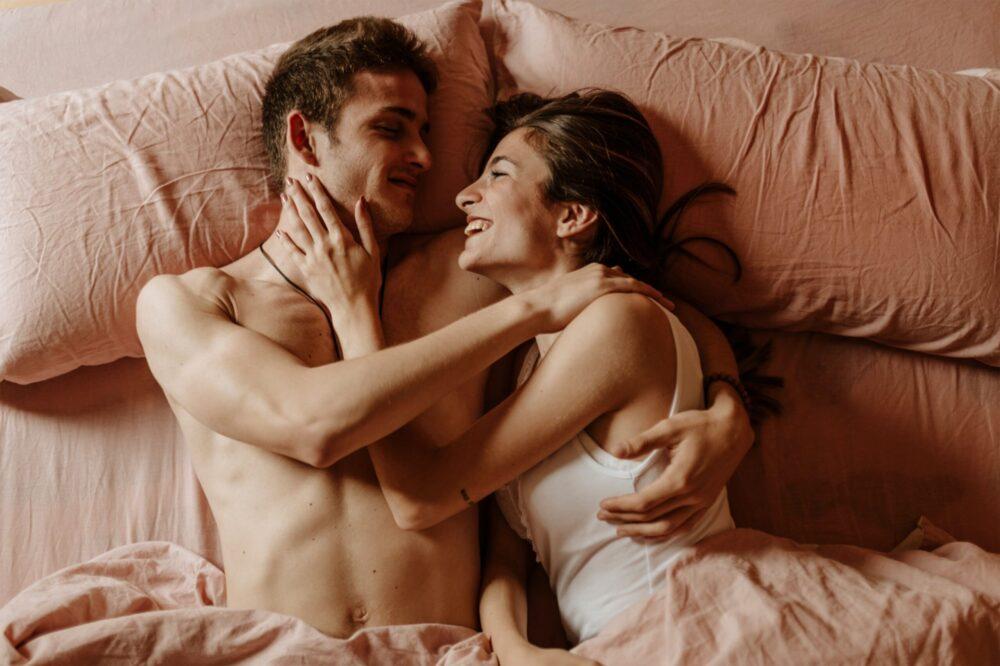 что нравится девушкам в сексе - Фото